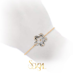 Fine Zircon Bracelet